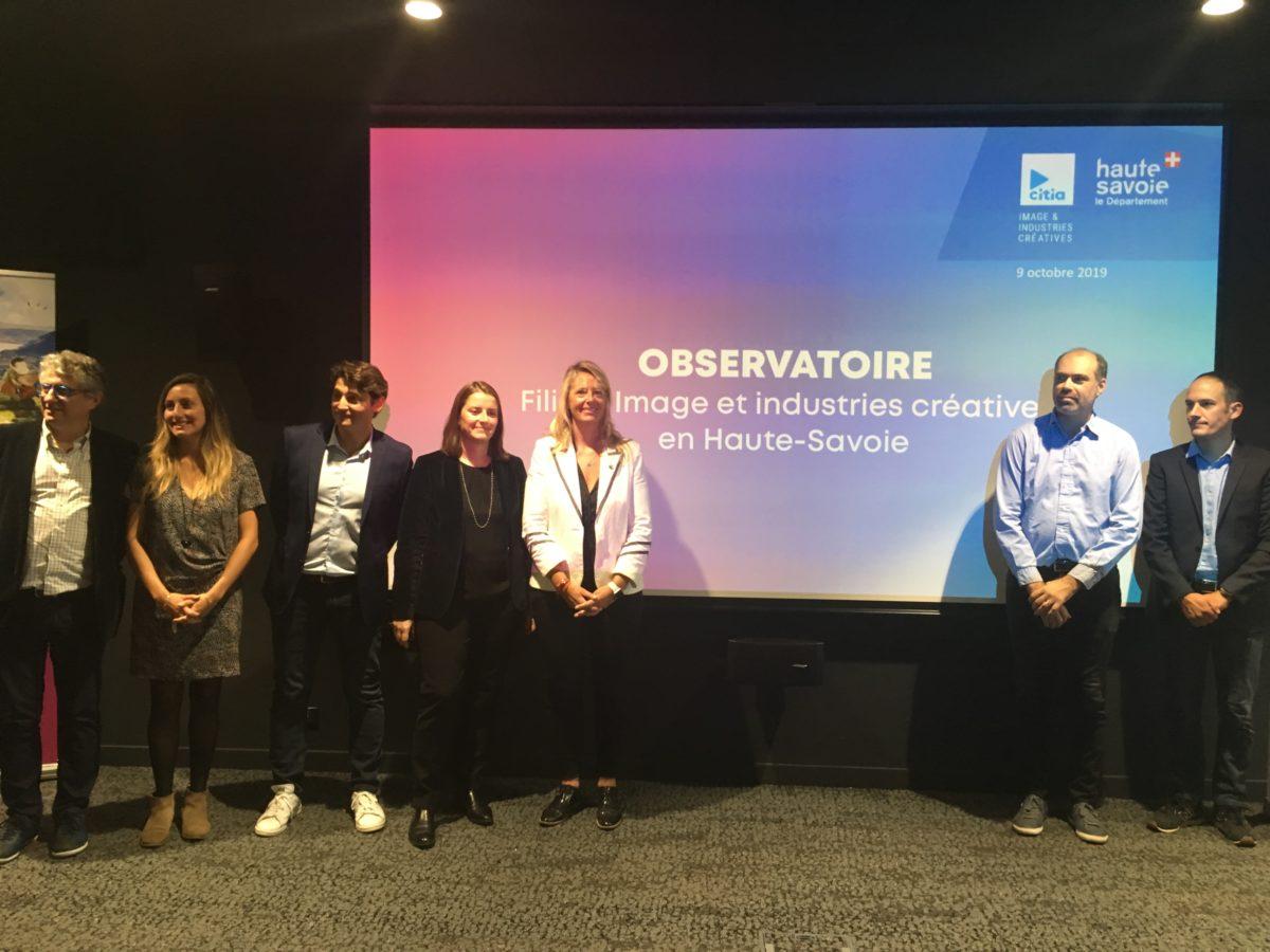 Observatoire filière image et industries créatives